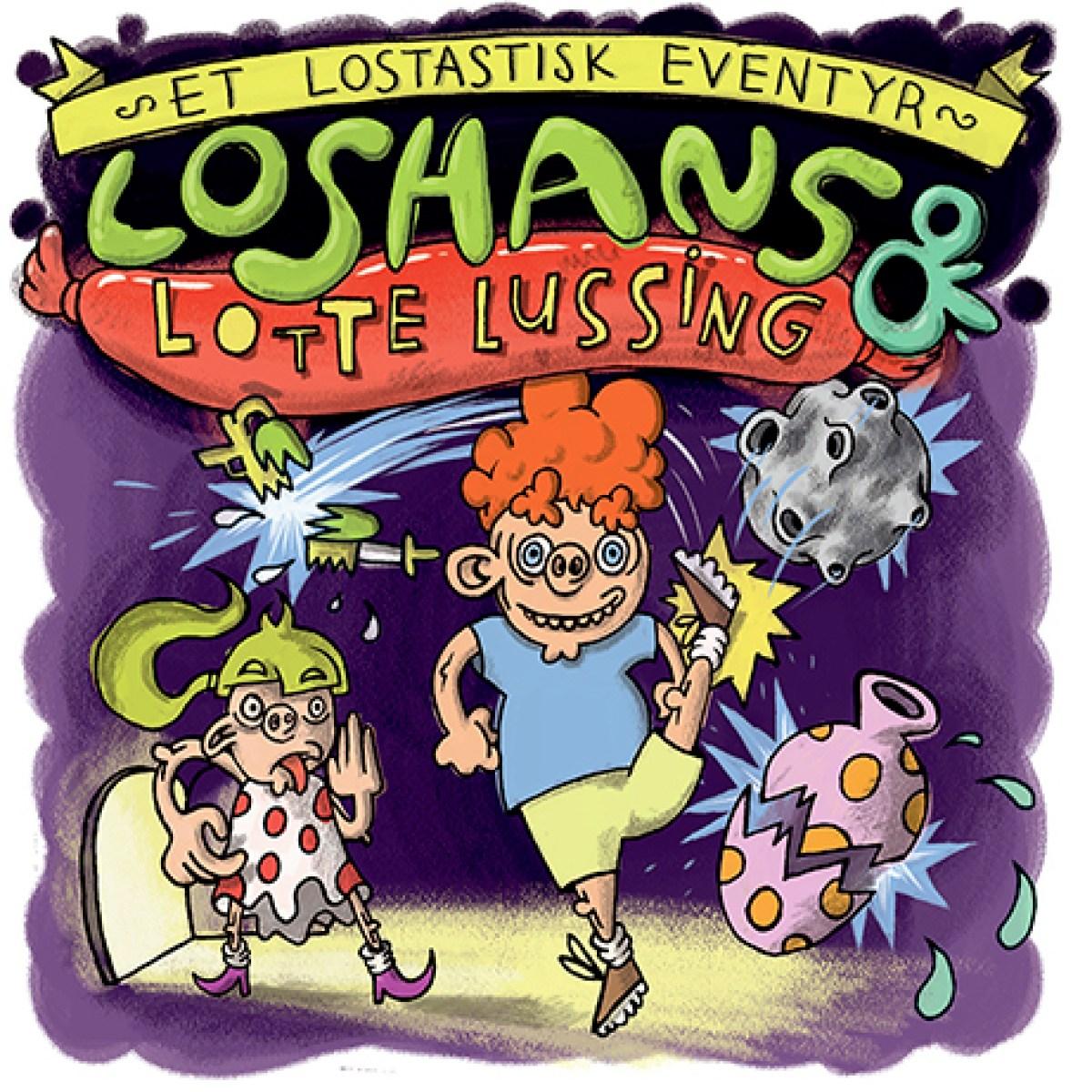 Loshans & Lotte Lussing
