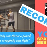 Emil the rabbit Alm record your sparring sessions