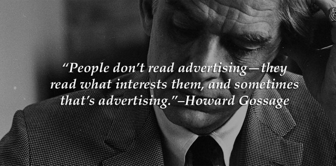 Why a 1960s Ad Man Understood Social Better Than You