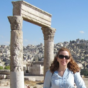 Rabbat Ammon, Amman-Citadel-Jordan