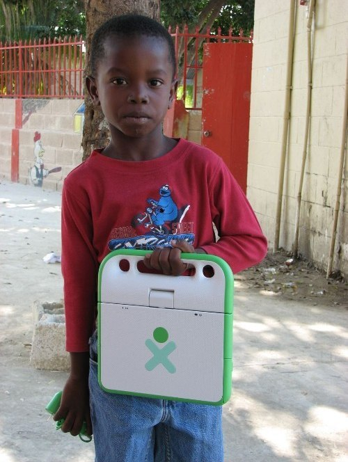 xo postcard from haiti