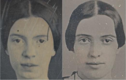 Possibile nuova immagine di Emily Dickinson