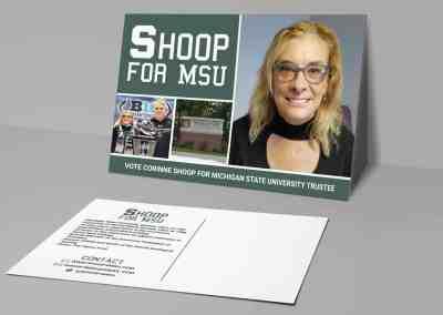 Shoop For MSU