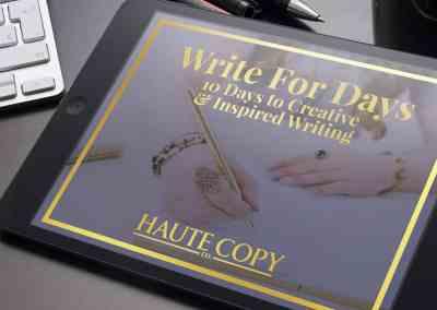 Haute Copy Co.