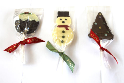 Mixed Xmas Chocolates