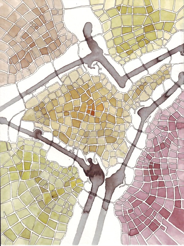 Boroughs (Cityspace #110)