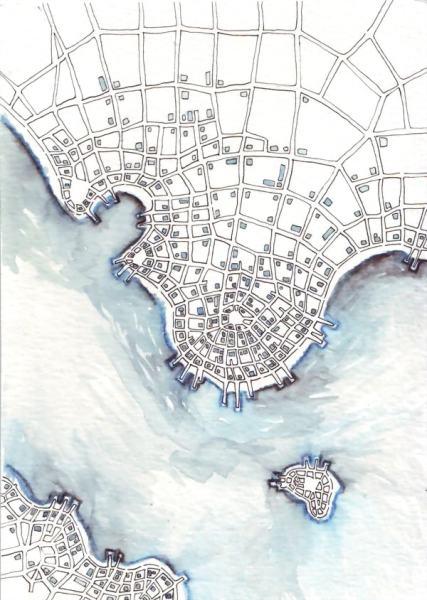 Tidal Flow (Cityspace #139)