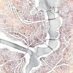 Sunrise Fields (Cityspace #151)