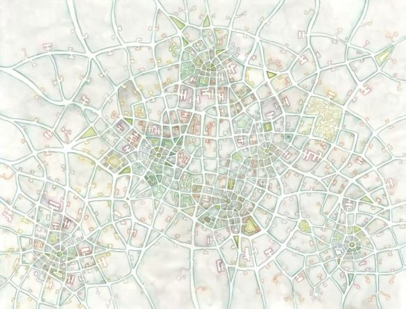 Shades of Civilization (Cityspace #176)
