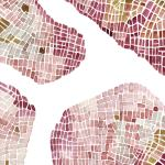 Watercolor Boroughs (Cityspace #191)