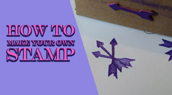 How to Make Your Own Signature Stamp