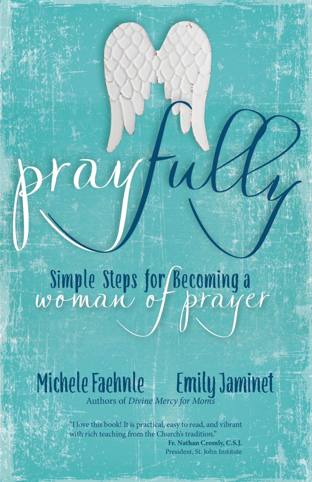 Pray Fully Book cover