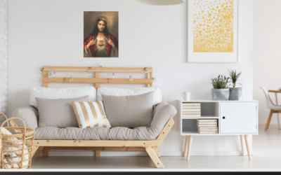 Allow the Sacred Heart to Transform Your Heart and Home