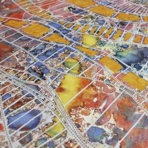 MUFG Rainbow Forest Panel 09