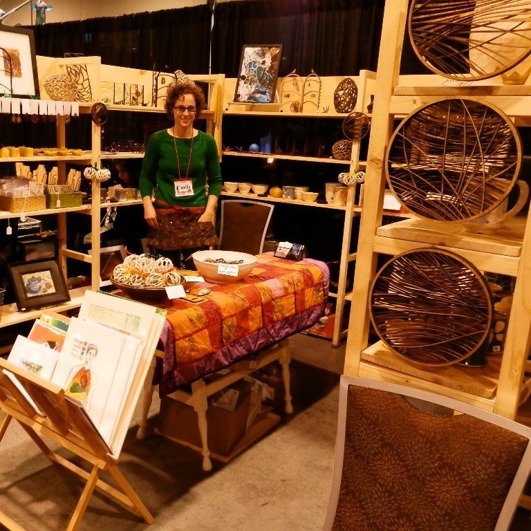 Day 91: Craft Fair Booth Recap