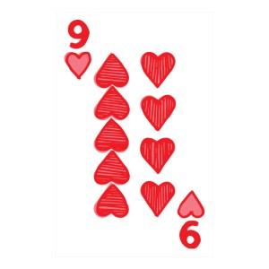 Custom Playing Cards Hearts 09