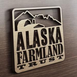 aftc wooden logo mockup