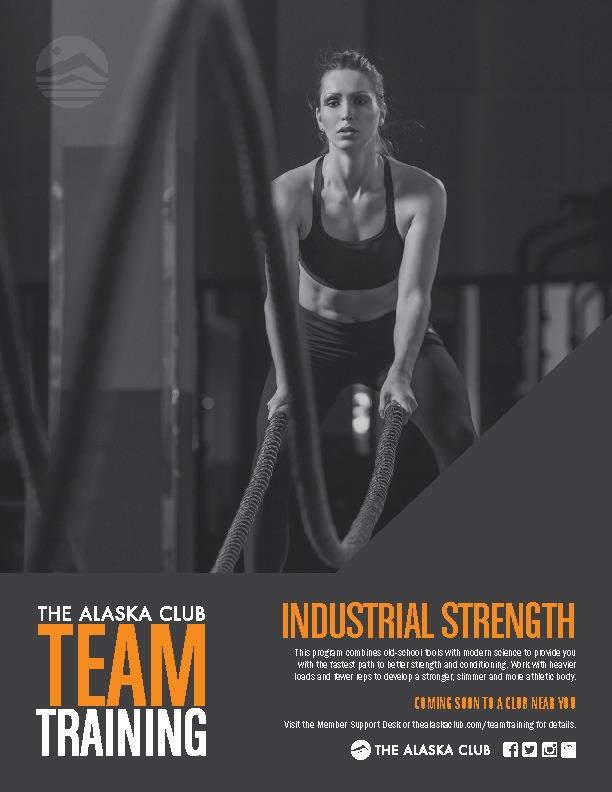 The Alaska Club Team Training – emily longbrake