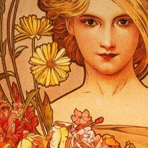 Alphonse Mucha Poster 1