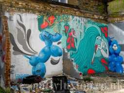 Alleyway, Brick Lane
