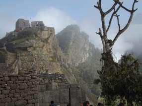 Machu Picchu, Quarry