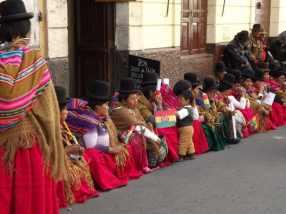 Labour Day La Paz