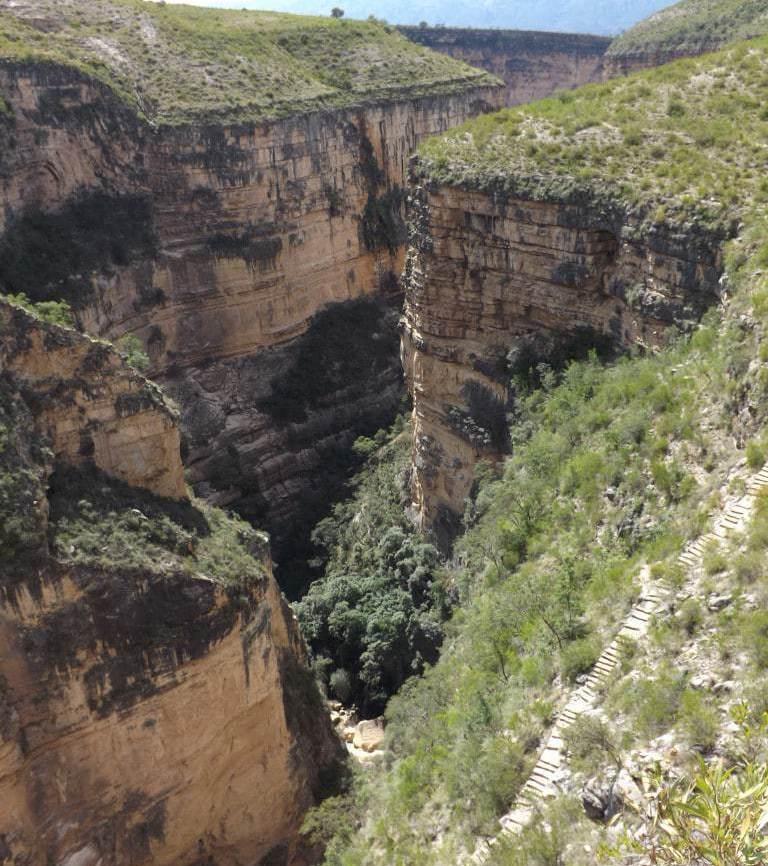 Canyon del Vergel