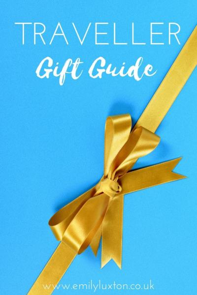 What to Buy Someone Going Travelling