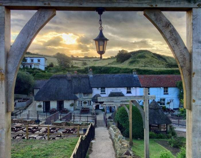 unique places to stay Dorset