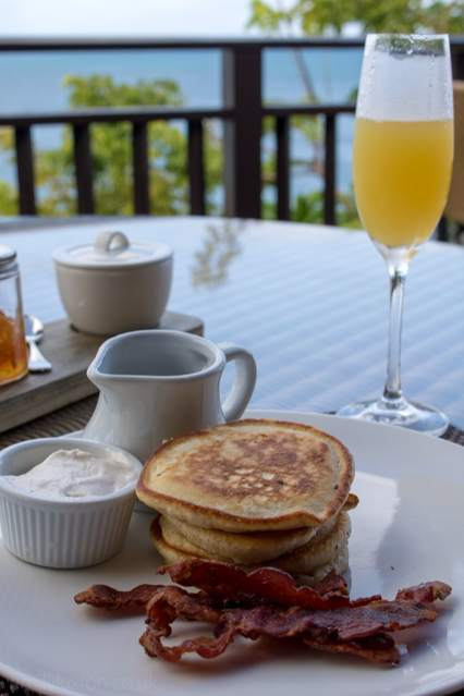 cap maison breakfast