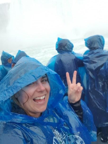 Maid of the Mist Boat Tour Niagara Falls USA