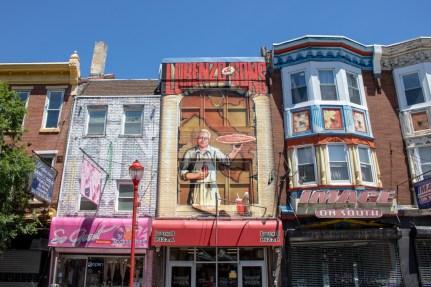 East Coast USA tour highlights - Philadelphia
