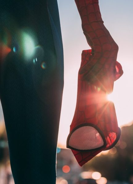 superhero tour new york