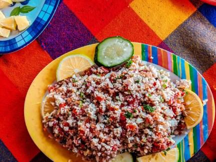 Colima food