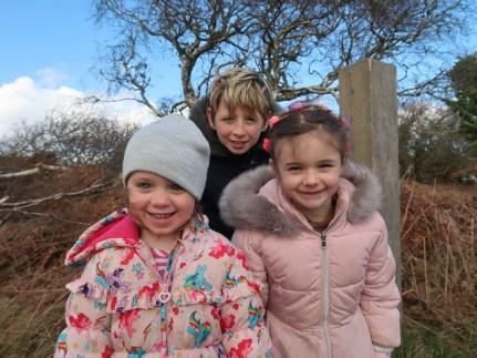 Family - Penny, Nieve and Elliott
