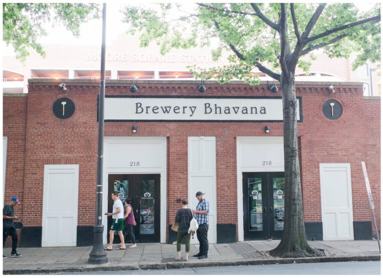 Brewery Bhavana Downtown Raleigh North Carolina