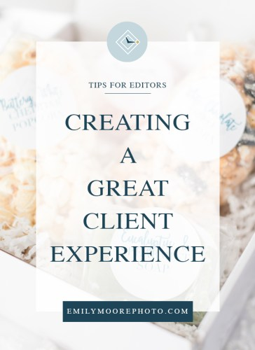 Creating a Great Client Experience   Gift Boxes from Love, Virginia   Emily Moore