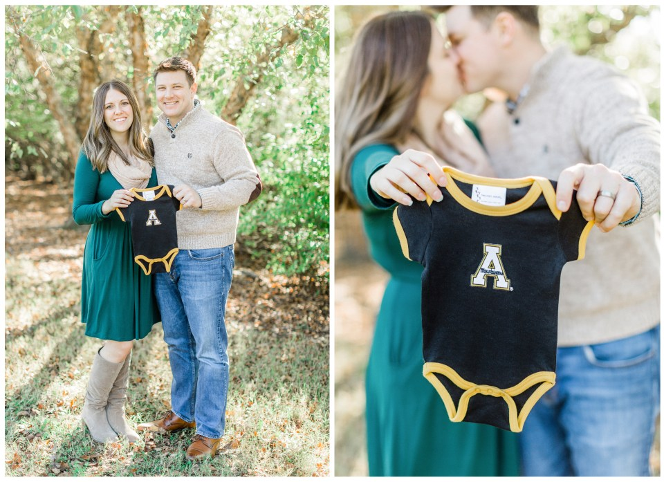 We're Pregnant! | Emily Moore | Private Photo Editor | We've been keeping a secret...we are pregnant! After 2 losses this past year, our rainbow baby is finally coming! Baby Moore is due May 2021, and we cannot wait to meet our sweet babe!