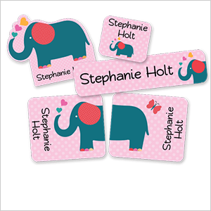 School Labels For Kids At Great Prices Labels For School Kids Clothing Labels Kids Name Labels Emily Press Labels