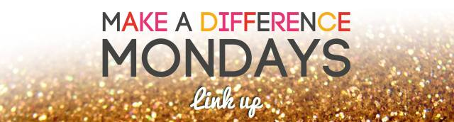 make a difference monday