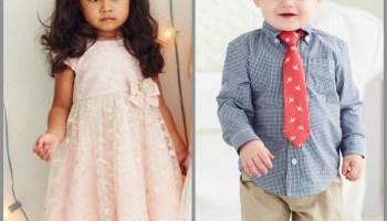 c8c8897e0b7 Little Me ~ Holiday Fashions ~ Golden Rose Dress   Little Sophisticate  2-Piece Pant