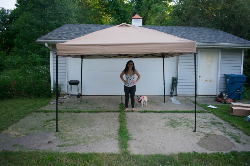 abba patio 10 x 10 canopy review