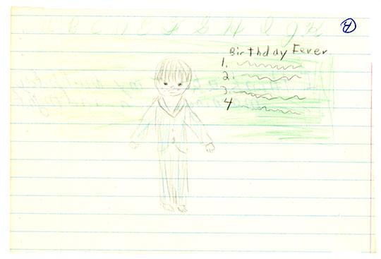 Birthday Fever