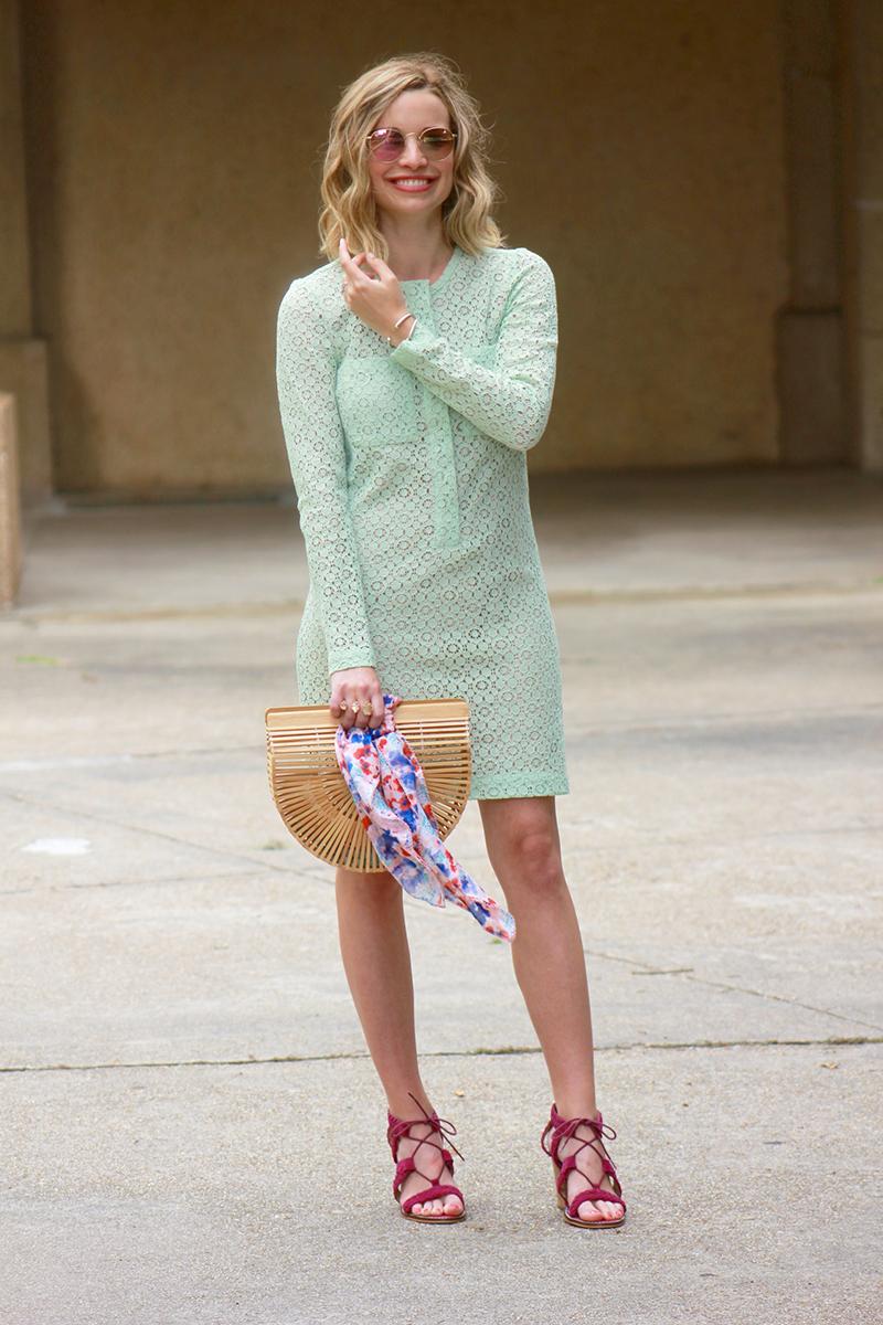 Style | Summer Wedding Dress - Emily Villere Dixon