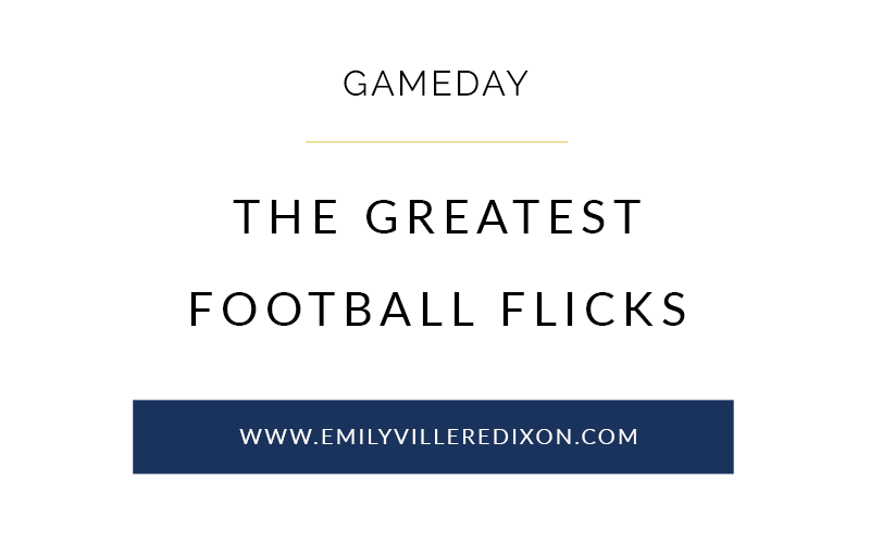 The Greatest Football Flicks