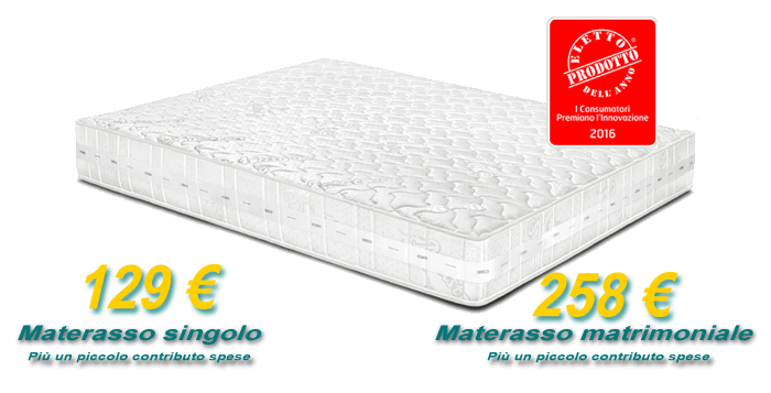 Materasso Eminflex Mito In Offerta