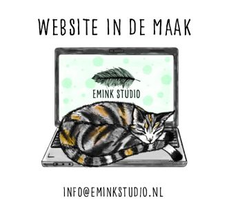 website in aanbouw emink studio