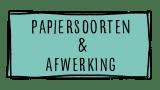 papiersoorten en afwerking emink studio knop
