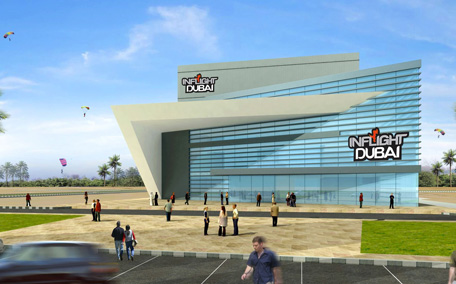 Dubai to also host world's largest indoor skydiving tunnel ...