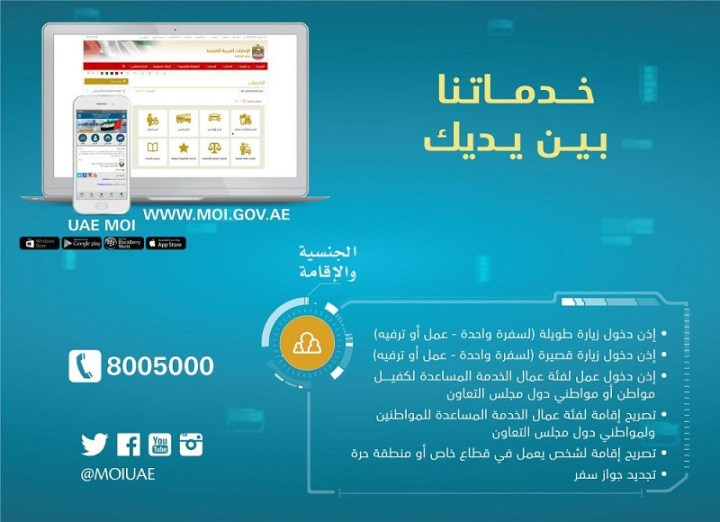 how to check visit visa extension status in qatar